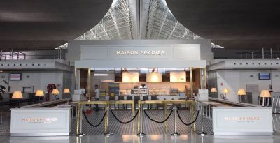 Boulangerie Maison Pradier à Paris-Charles De Gaulle