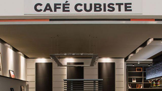 Brasserie Café Cubiste à Paris-Charles De Gaulle