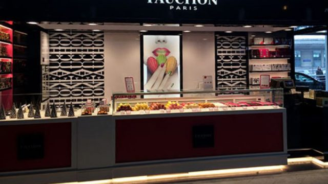 Brasserie Fauchon à Paris-Charles De Gaulle