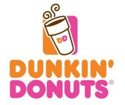 Dunkin' Donuts, coffee shop à l'aéroport JFK New York