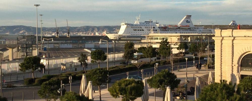 Escale croisière à Marseille