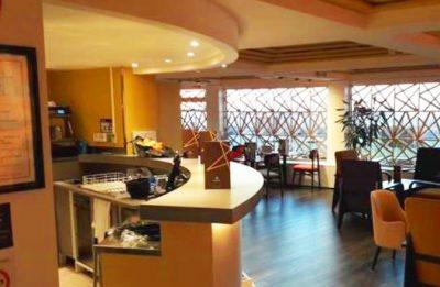 Restaurant Café Eiffel à Paris-Charles De Gaulle