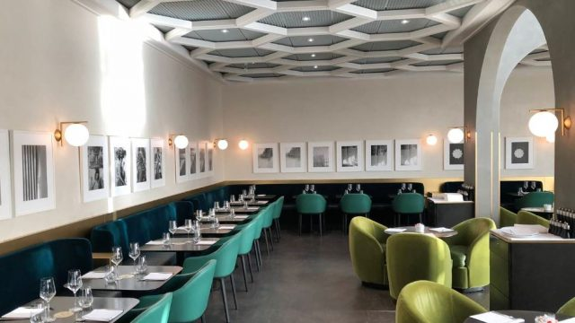 Restaurant I LOVE PARIS by Guy Martin à Paris-Charles De Gaulle