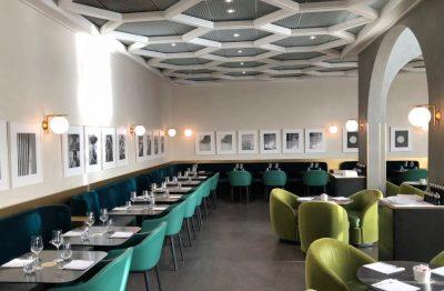 Restaurant I LOVE PARIS by Guy Martin à Paris-Charles De Gaulle