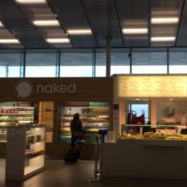 Restaurant Naked à Paris-Charles De Gaulle
