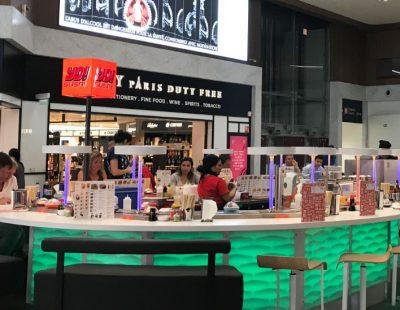 Restaurant Japonais YO! Sushi à Paris-Charles De Gaulle