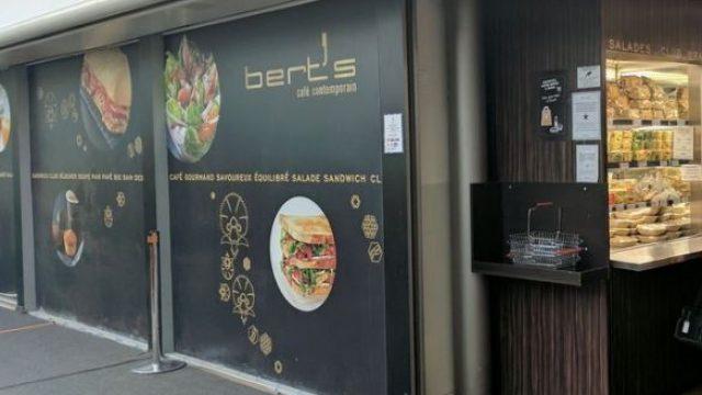 Restaurant Bert's à Paris-Charles De Gaulle