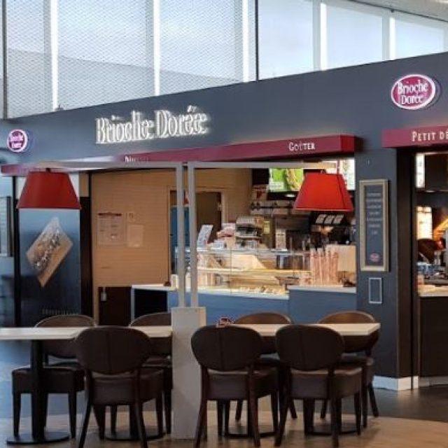 Boulangerie Brioche Dorée à Paris-Charles De Gaulle