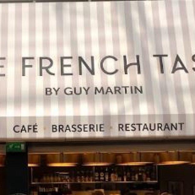 Restaurant THE FRENCH TASTE by Guy Martin à Paris-Charles De Gaulle