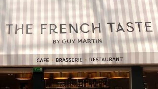 Restaurant THE FRENCH TASTE by Guy Martin à Paris-Charles De Gaulle