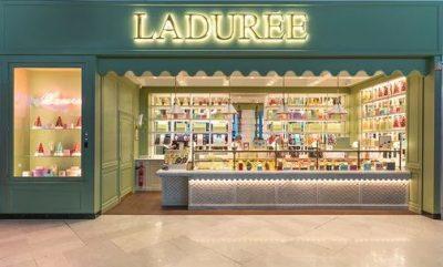 Salon de thé – restaurant Ladurée à Paris-Charles De Gaulle