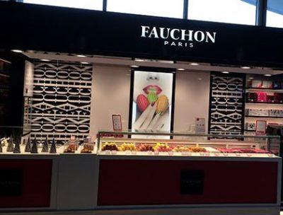 Fauchon : shopping gastronomique à Paris-Charles De Gaulle
