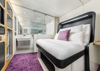 YOTELAIR, un hôtel au Terminal 4 de l'aéroport de London Heathrow