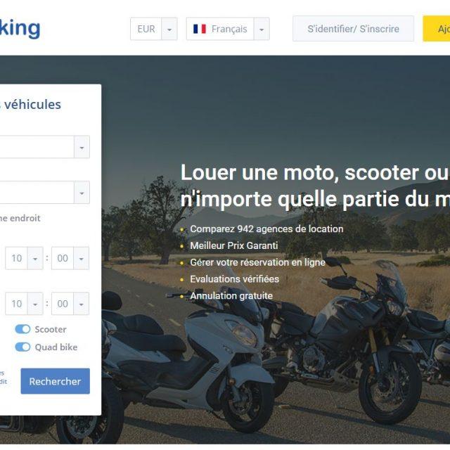 Location de vélos scooters et motos en voyages