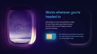 Carte SIM internationale DrimSim ou la carte SIM universelle