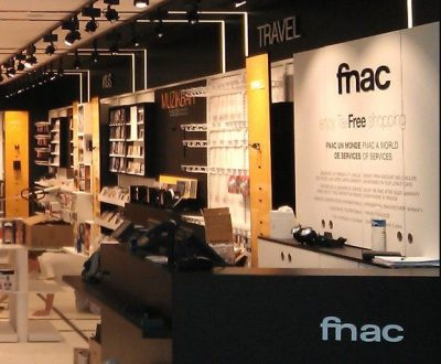 FNAC : shopping de divertissement, presse et multimédia à Paris-Charles De Gaulle