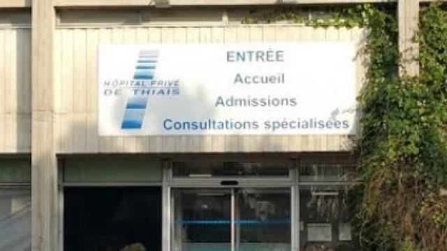 Hôpital Privé de Thiais à moins de 4 km de l'aéroport Paris Orly