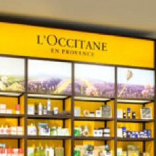 L'Occitane : shopping de produits de beautés à Paris-Charles De Gaulle