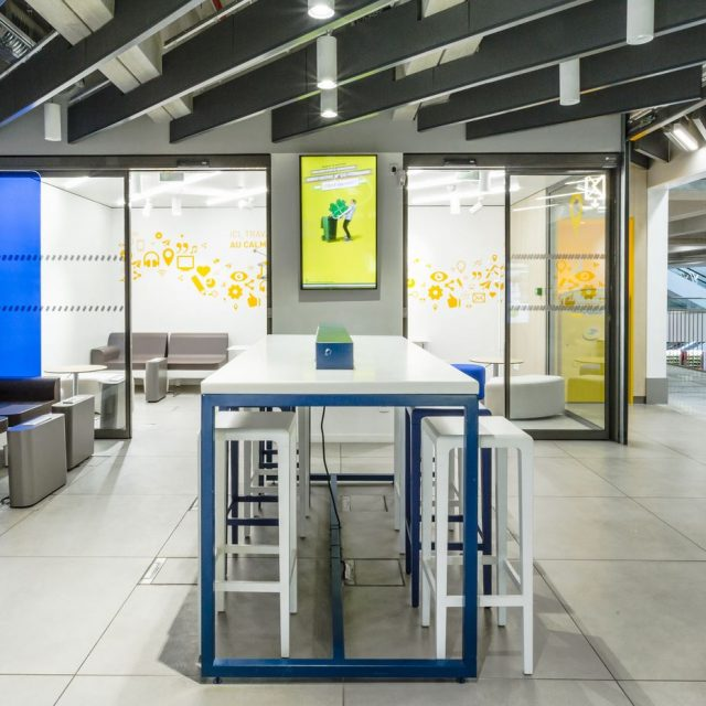 Location de bureau à l'aéroport de Paris Roissy