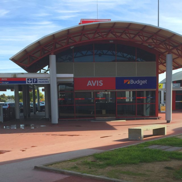 Location de voiture aéroport Faro au Portugal