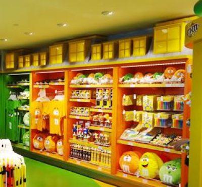 M&M's : shopping de produits gastronomique à Paris-Charles De Gaulle