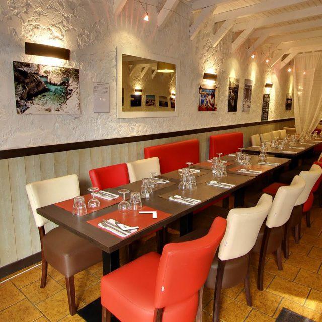 Restaurant La Manne à Marseille gare Saint Charles