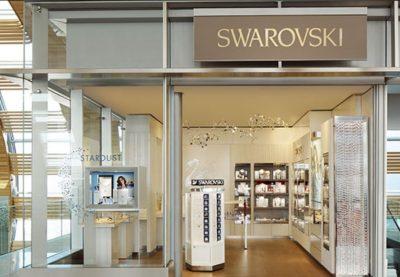 Swarovski : shopping de produits de luxe, mode et accessoires à Paris-Charles De Gaulle