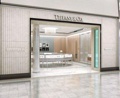 Tiffany & Co : shopping de produits de luxe, mode et accessoires à Paris-Charles De Gaulle