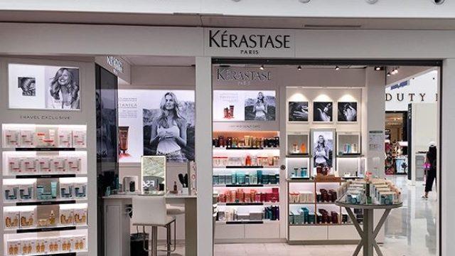 KERASTASE : shopping de produits de beautés à Paris-Charles De Gaulle