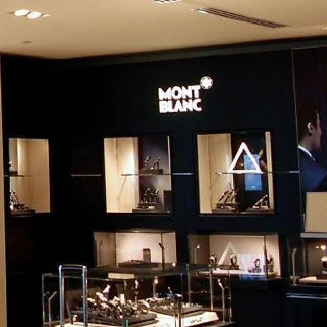 Montblanc : shopping de produits de luxes, modes & accessoires à Paris-Charles De Gaulle