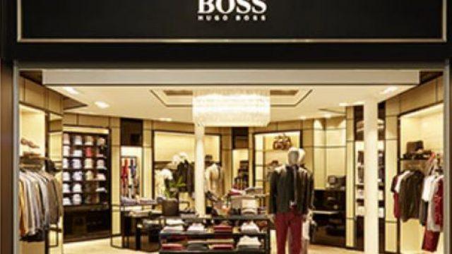 Hugo Boss : shopping de luxe, mode & accessoires à Paris-Charles De Gaulle