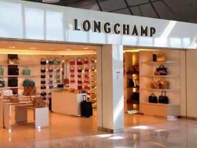Longchamp : shopping de luxe, mode & accessoires à Paris-Charles De Gaulle