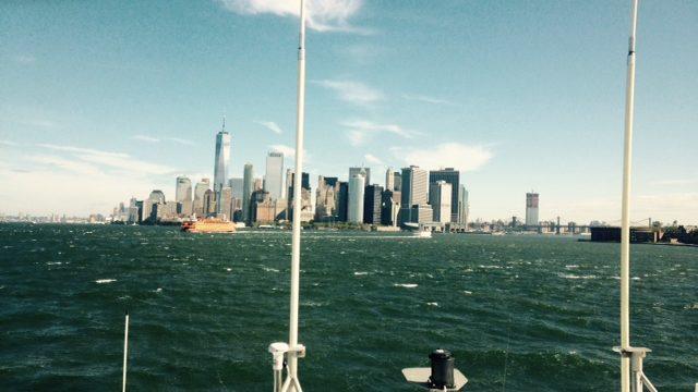 Transport New Jersey New York en Ferry Boat
