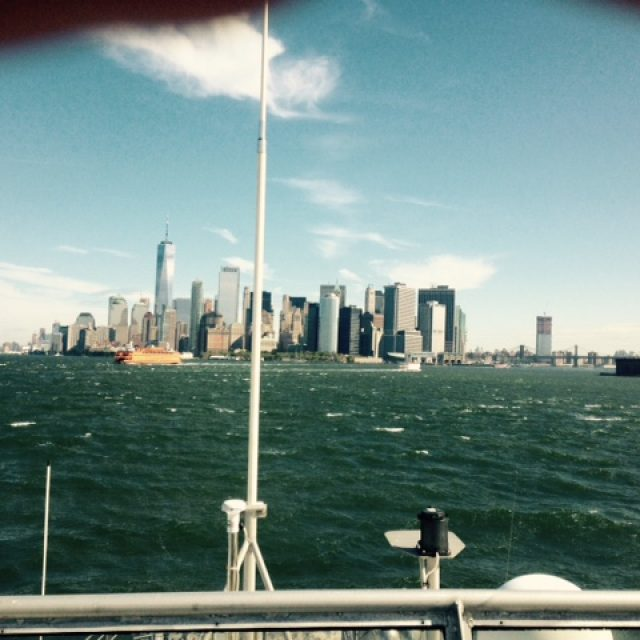 Transport New Jersey New York en Ferry Boat