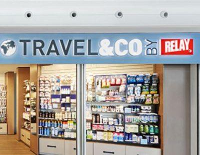 Travel & Co : Shopping de produit de Santé, Détente, Supérette à Paris-Charles De Gaulle
