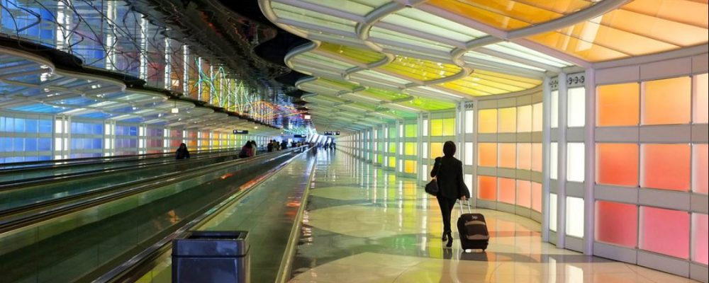 Accès WiFi dans les aéroports internationaux