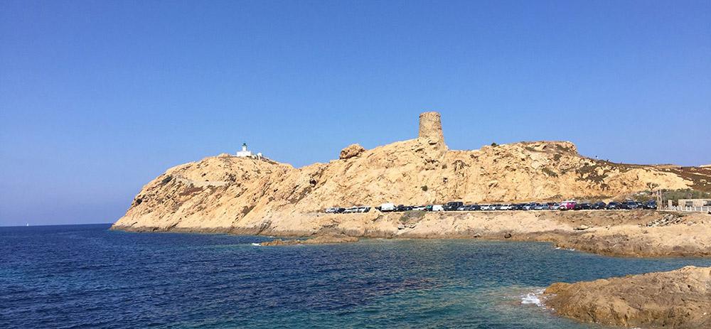 phare de l'île rousse