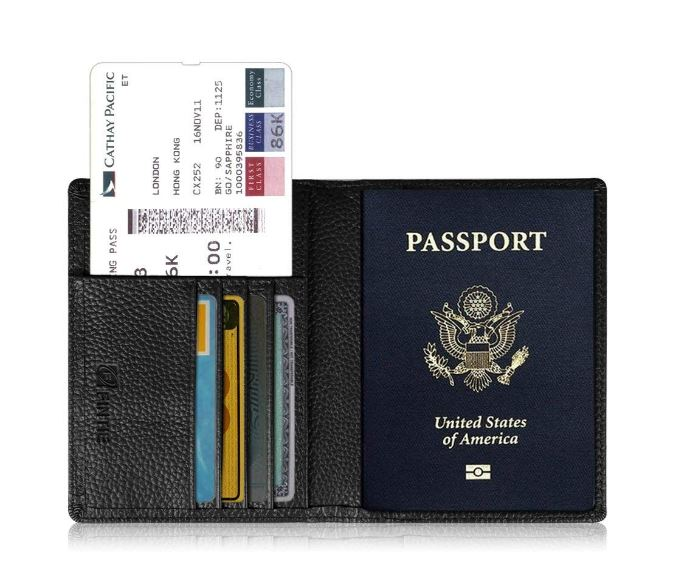Pochette passeport Tintie